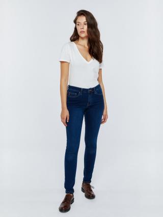 Big Star Womans Trousers 115572 -359 dámské Medium Jeans W26/L30