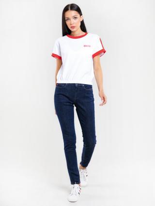 Big Star Womans Trousers 115572 -690 dámské Dark Jeans W29 L30