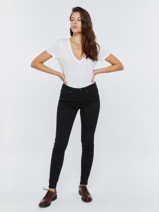 Big Star Womans Trousers 115572 -910 dámské Black W26/L30