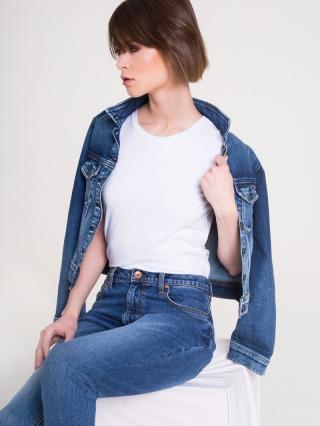Big Star Womans Trousers 115575 -365 dámské Medium Jeans W28