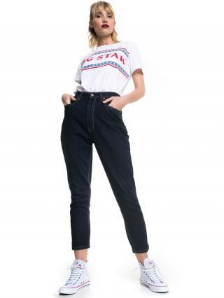 Big Star Womans Trousers 115575 -519 dámské Dark Jeans W28