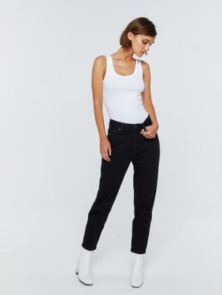 Big Star Womans Trousers 115583 -900 dámské Black W25