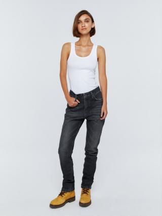 Big Star Womans Trousers 115597 -938 dámské Black W27 L32