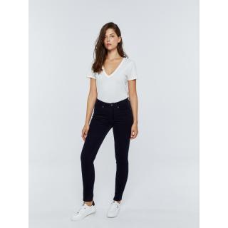 Big Star Womans Trousers 115599 -403 dámské Blue W28 L30