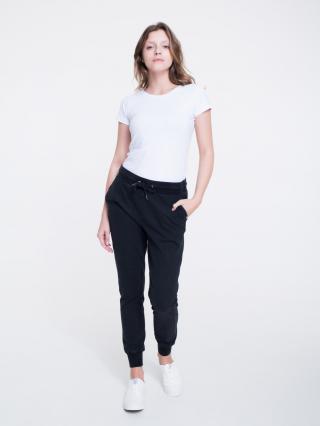 Big Star Womans Trousers 115606 -906 dámské Black M