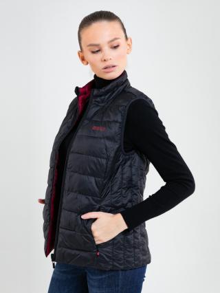 Big Star Womans Vest 132005 -906 dámské Black XS