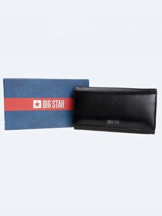 Big Star Womans Wallet 172984 -900 dámské Black One size