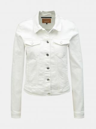 Bílá džínová bunda ONLY Tia dámské L