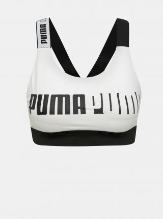 Bílá sportovní podprsenka Puma dámské S