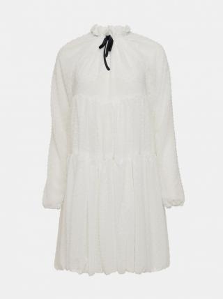 Bílé dámské šaty Bohemian Tailors dámské bílá S