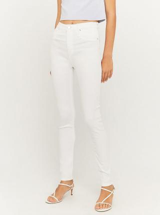 Bílé skinny fit džíny TALLY WEiJL - L dámské bílá L