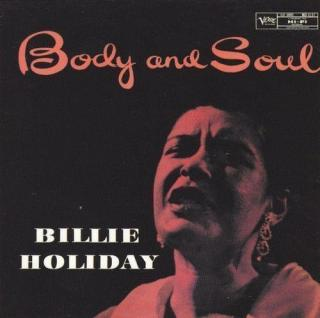 Billie Holiday Body And Soul  Black