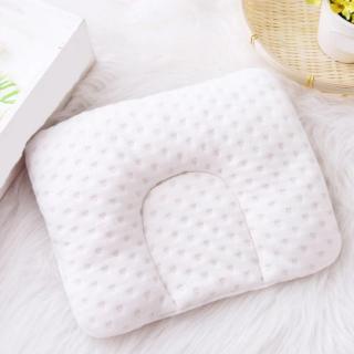 Bílý dětský polštář