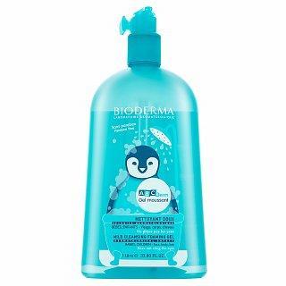 Bioderma ABCDerm Gel Moussant Mild Cleansing Foaming Gel čistící gel pro děti 1000 ml