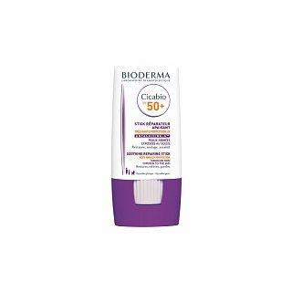 Bioderma Cicabio Soothing Repairing Stick SPF 50  roll-on pro zklidnění pleti 8 g