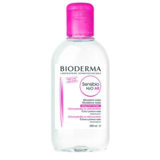 Bioderma Čisticí a odličovací micelární voda na citlivou pleť Sensibio AR H2O 250 ml 250 ml dámské