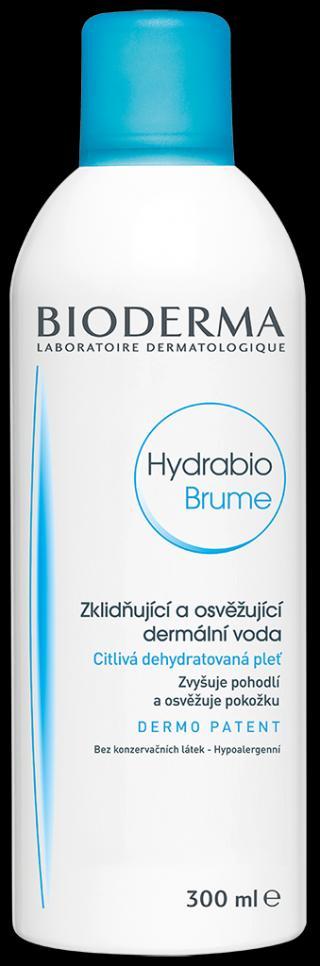 BIODERMA Hydrabio brume, dermální voda 300 ml modrá