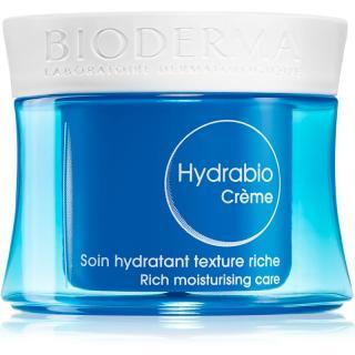 Bioderma Hydrabio Crème výživný hydratační krém pro suchou až velmi suchou citlivou pleť 50 ml dámské 50 ml