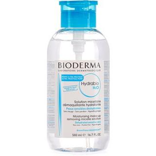 BIODERMA Hydrabio H2O Solution Micellaire Pump 500 ml