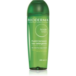 Bioderma Nodé Fluid Šampon šampon pro všechny typy vlasů 200 ml dámské 200 ml