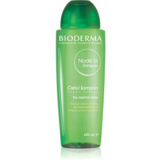 Bioderma Nodé G Šampon šampon pro mastné vlasy 400 ml dámské 400 ml
