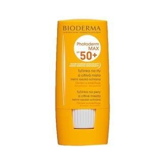 Bioderma Ochranná tyčinka na rty a citlivá místa Photoderm MAX SPF 50   8 g