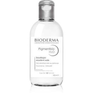 Bioderma Pigmentbio H2O jemná čisticí micelární voda proti tmavým skvrnám 250 ml dámské 250 ml