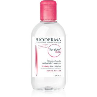Bioderma Sensibio H2O micelární voda pro citlivou pleť 250 ml dámské 250 ml