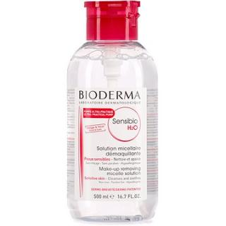 BIODERMA Sensibio H2O Solution Micellaire Pump 500 ml