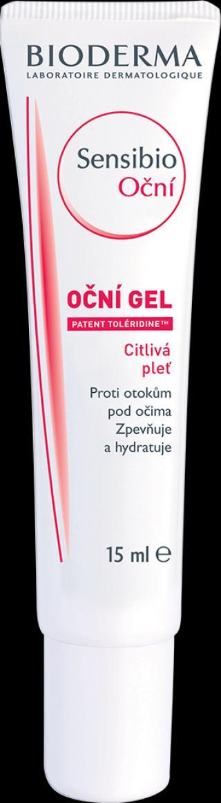 BIODERMA Sensibio oční gel 15 ml