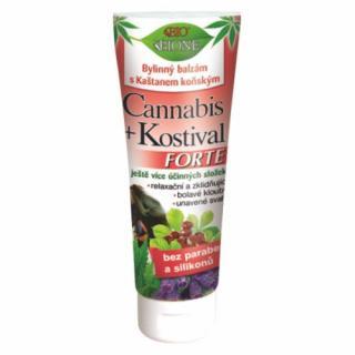 Bione Cosmetics Bylinný balzám s Kaštanem koňským Forte 200 ml