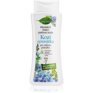 Bione Cosmetics Kozí Syrovátka jemná čisticí micelární voda pro citlivou pleť 255 ml dámské 255 ml