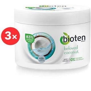 BIOTEN Beloved Coconut Body Cream 3 × 250 ml