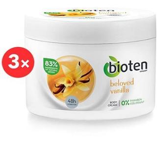 BIOTEN Beloved Vanilla Body Cream 3 × 250 ml