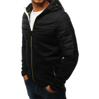 Black men´s transitional sports jacket TX2796 pánské Neurčeno L