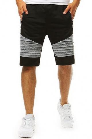 Black mens sweatpants SX1046 pánské Neurčeno M