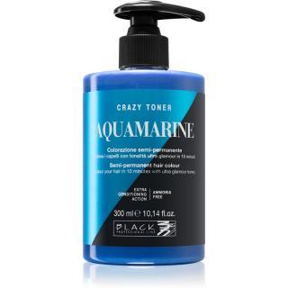Black Professional Line Crazy Toner barevný toner Aquamarine 300 ml dámské 300 ml