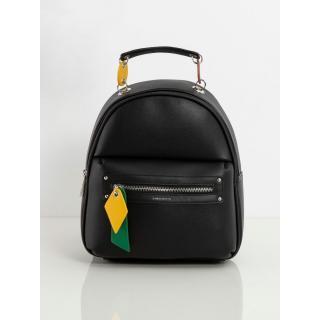 Black women´s backpack Neurčeno One size