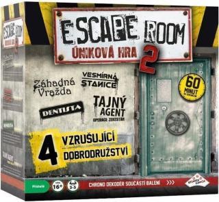 Blackfire Escape Room 2.: úniková hra CZ