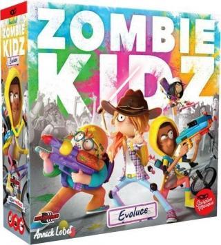 Blackfire Zombie Kidz: Evoluce CZ