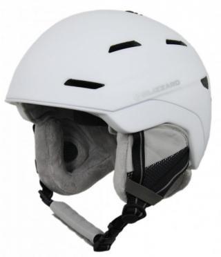 Blizzard Bormio Ski Helmet - bílá 20/21 Velikost 54-58 54-58,Ano