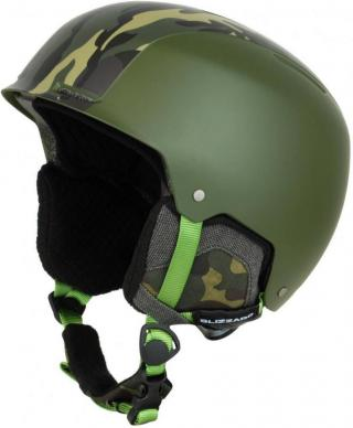 Blizzard Guide Ski Helmet - zelená 19/20 Velikost 60-63 60-63,Ano