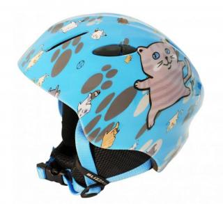Blizzard Magnum Ski Helmet Junior - modrá 19/20 Velikost 48-52 48-52,Ano