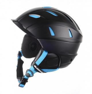 Blizzard Power Ski Helmet - černá/modrá 20/21 Velikost 54-58 54-58,Ano