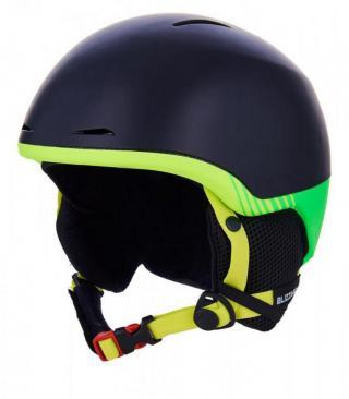 Blizzard Speed Ski Helmet Junior - černá/žlutá 19/20 Velikost 51-54 51-54,Ano
