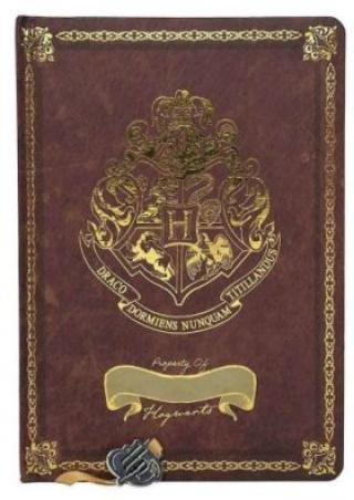 Blok A5 premium Harry Potter