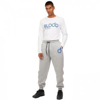 Blood Brother Fight Club Long Sleeve T Shirt pánské S