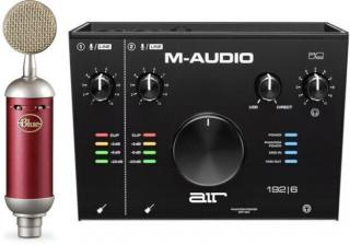 Blue Microphones Spark SL   M-Audio AIR 192|6 SET