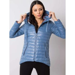 Blue reversible quilted jacket dámské Neurčeno XXL
