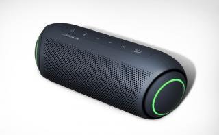 Bluetooth přenosný reproduktor LG PL7 , černá